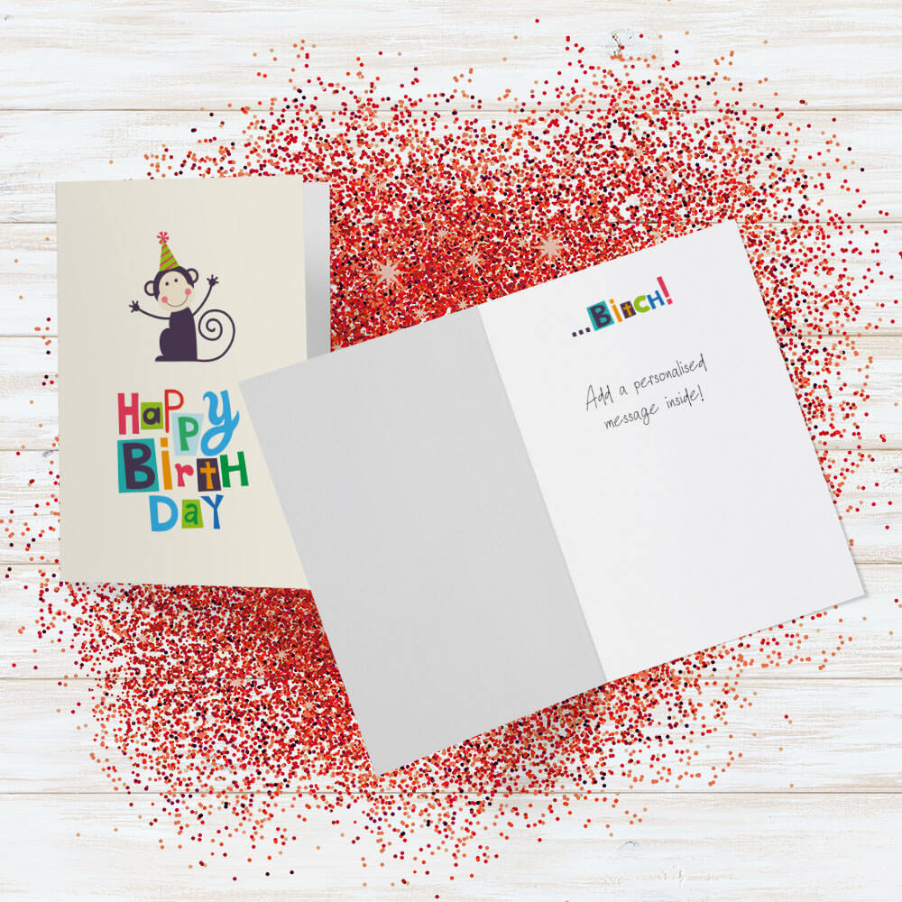 Send A Glitter Bomb Card To Your Unsuspecting Victim