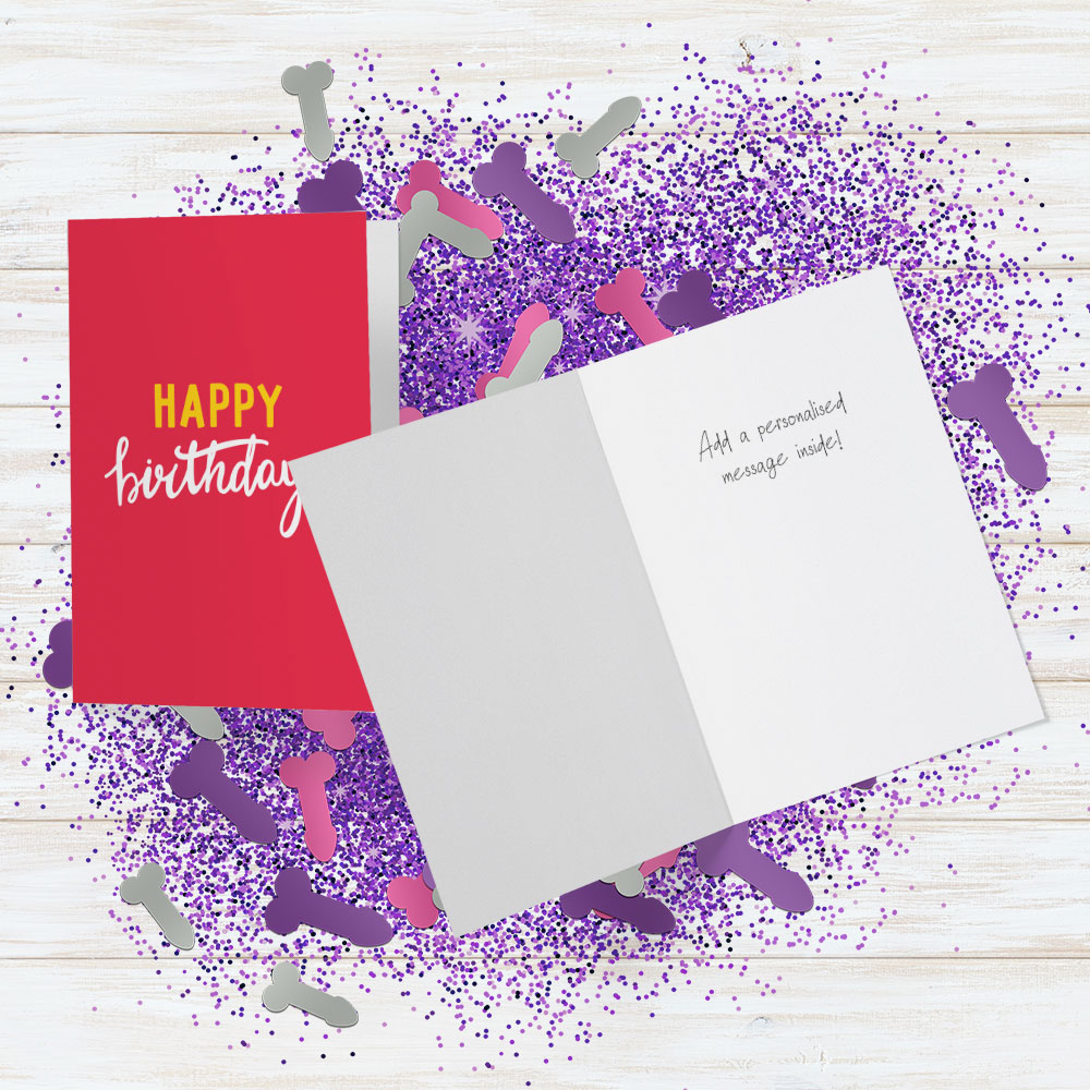 Send A Glitter Bomb Card To Your